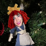 Elisa the Christmas Ornament