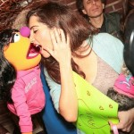 Elisa is Hot for Muppets