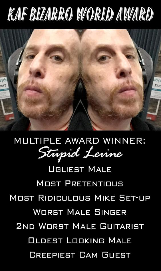 STUPID Levine