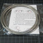 T-70 CHINESE LINKING RINGS — Nice set with special color coded instructions from SeO Magic. $10