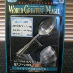 T-229 ULTIMATE SPOON BEND — New in Sealed  Japanese Package. $25