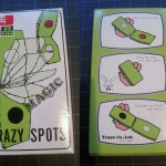 T-039 CRAZY SPOTS — Brand New in mint package with original instructions. Also comes with repro vintage instructions. $10