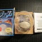 SOLD T-186  ANTI-GRAVITY ROCK – Like New in Opened Japanese Box, Repro English Instructions. $30 SOLD