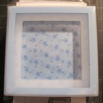 SOLD T-198 BLUE CRYSTAL – Like new, No Packaging, Repro Instructions. $10 SOLD