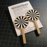 SOLD T-145 MOON SPINNER – Like New, No Packaging, Repro Instructions. $25 SOLD