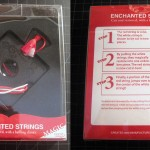 SOLD T-180 ENCHANTED STRINGS — Brand New in Very Nice Plastic Box that a collector would appreciate. $25 SOLD