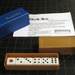 SOLD T-72 FLASH DICE – Like New with full size repro instructions. $10 SOLD