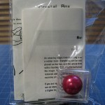 T-163 BURGAR BALL — Like New with repro English instructions for Burglar Ball and Crystal Box. $10