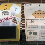 SOLD T-151 WILD WALLET — New in Sealed English Package. $75 SOLD