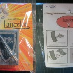 SOLD T-142 LANCELOT – Like New in Neatly Opened Package. $60 SOLD