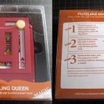 SOLD T-185 PUZZLING QUEEN— Brand New in Very Nice Plastic Box that a collector would appreciate. $35 SOLD