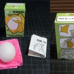 SOLD T-068 Silk To Egg — Like new in English Box with Original Instructions. $15 SOLD