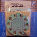 SOLD T-120 TELESTAR — Like New, Orig Instructions, Complete, No Packaging. $10 SOLD