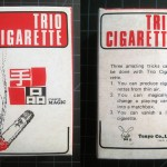 SOLD T-008 TRIO CIGARETTE — Brand New in Nice Box. $25 SOLD