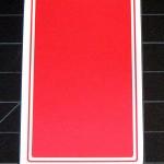 Card back design