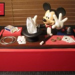 SOLD Mikey Mouse Cutissue Tissue Holder — In my opinion this is the best Disney item that Tenyo made. It is very hard to find and when it does come for sale it goes for a lot. $140 SOLD