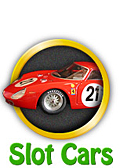 Slot Cars Icon